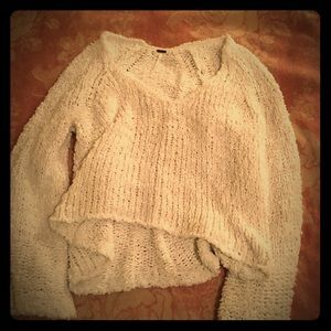 Free People Boho Slouchy Sweater